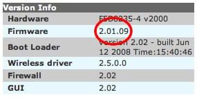 Belkin N+ Wireless Router Firmware Update