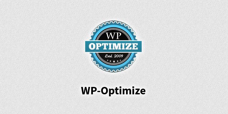 Wp-Optimize WordPress Plugin Review: WP Database Cleaner