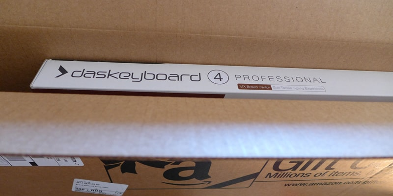 Das Keyboard 4 Arrives