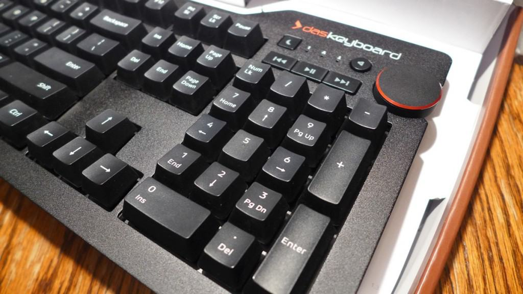 Das Keyboard 4 iTunes Controls