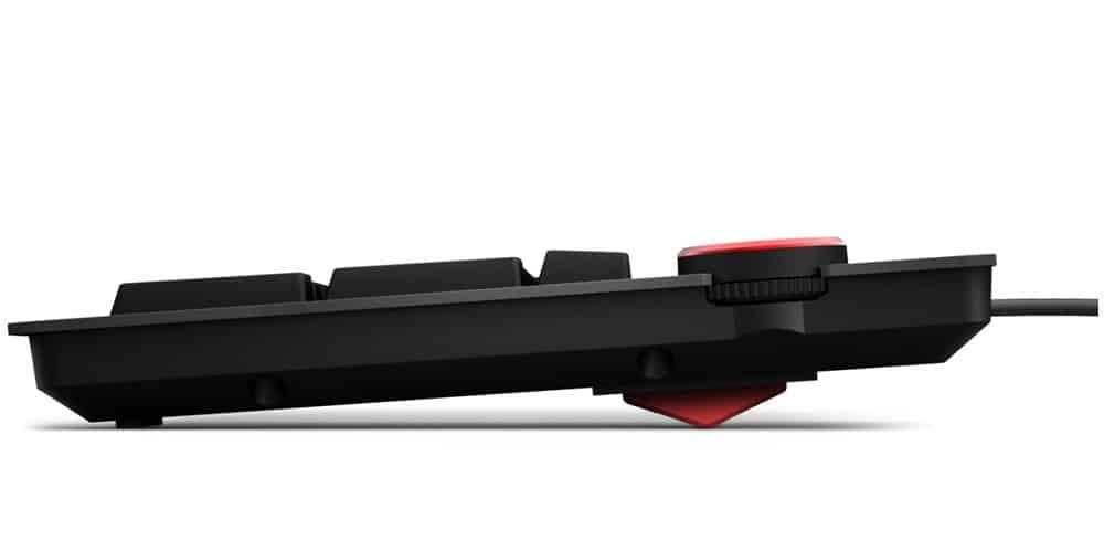 Das Keyboard 4: Side View
