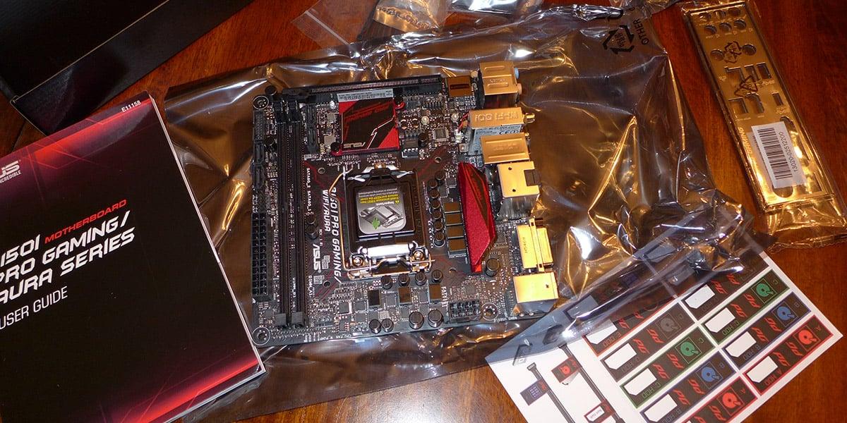 Asus B150i Mini ITX Motherboard