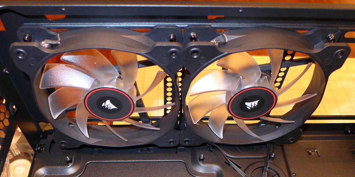Corsair AF120 Case Fans