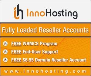InnoHosting Reseller Hosting